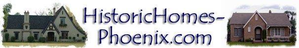 Phoenix Historic Houses