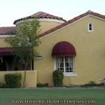 Historic house in Phoenix, AZ Encanto Historic District
